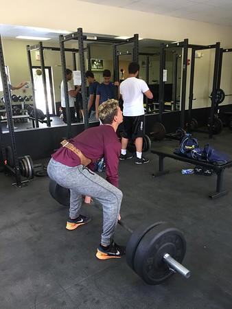 Fitness - Session I
