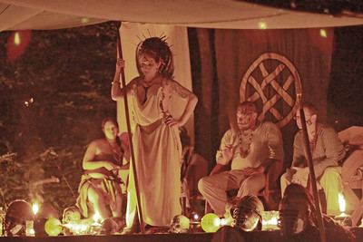Pennsic XLII - Bar Bar in Anglesey
