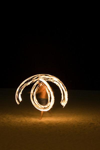 Hawaiian twirler - 1