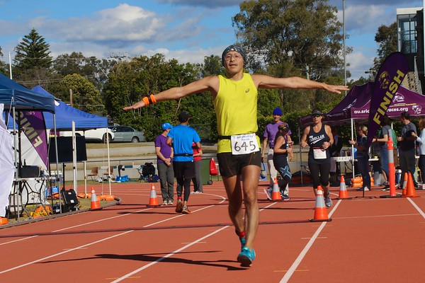 "Sri Chinmoy ""24 Hours on Track"" – Campbelltown, 15 & 16 June 2019"