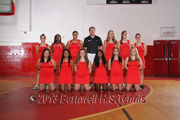 Barnwell Girls HS Tennis