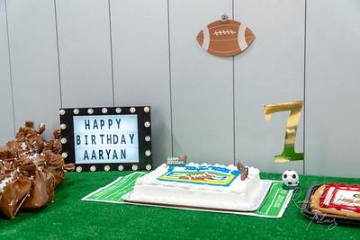 Kumar 7th Birthday Party