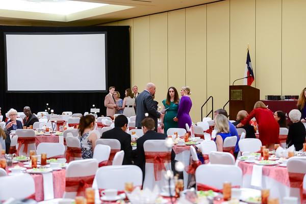 MISD Student Leadership Banquet 2018