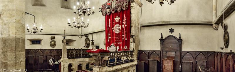 Prague - Old-New Synagogue