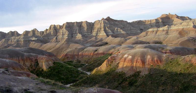 Badlands National Park - Rim Road Tour