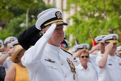 2011 Battle of Midway (69th) Commemoration at the United States Navy Memorial