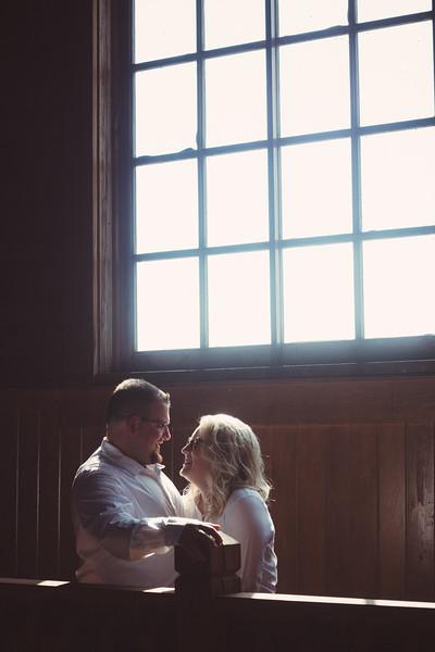 Megan & Thomas. Engaged