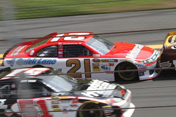 2012 Daytona Practice Sessions (February)