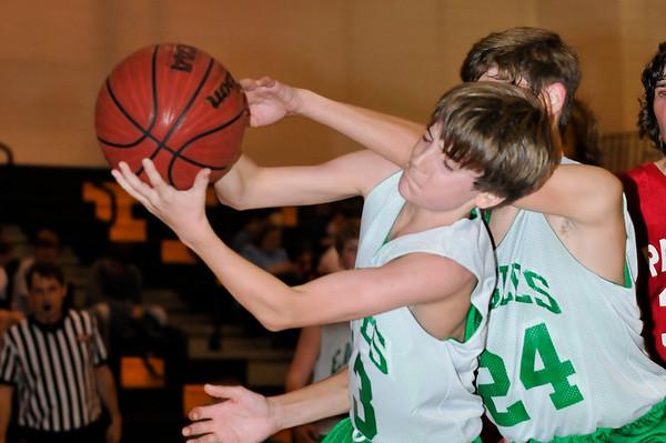 Hokes Bluff 8th Grade Boys v. West End, 1/11/2012