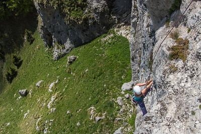 05 27 Drzni let rock climbing