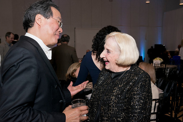Yo-Yo Ma Reception
