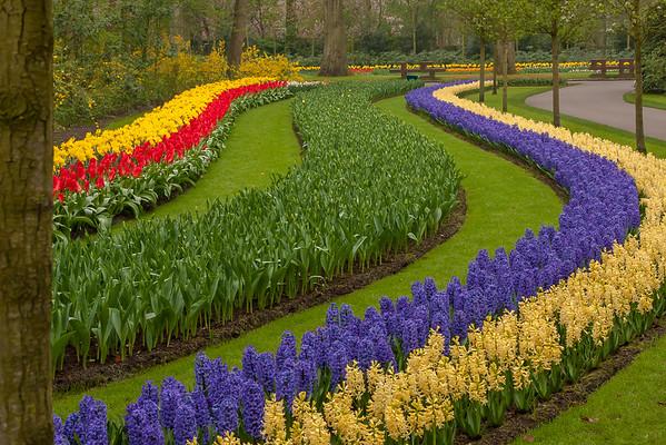 Netherlands - Keukenhof Gardens (Apr 2009)