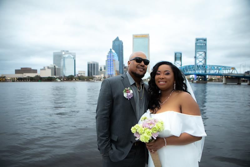 Domanick & Tiffany's Wedding