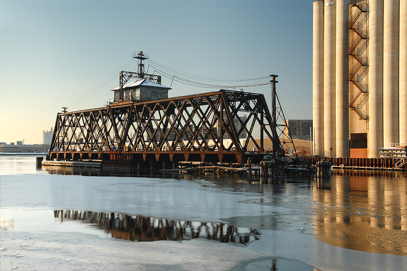 Swing Bridge - Milwaukee, WI