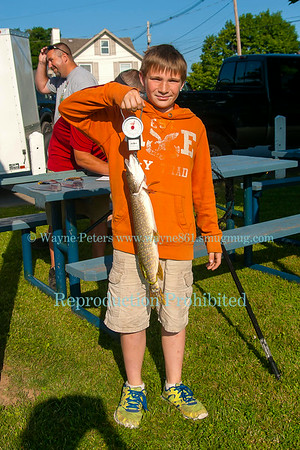 Kids Fishing Derby 2014