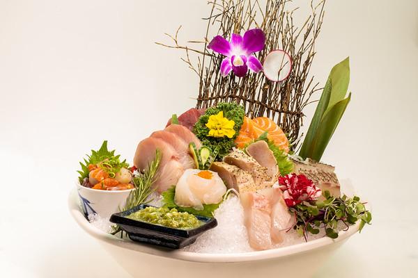 Sushi Photoshoot