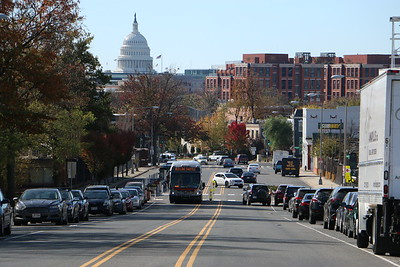 WASHINGTON, DC STREETS