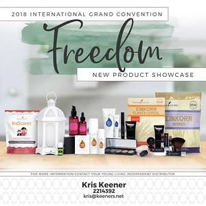 New Products Launched at 2018 Convention