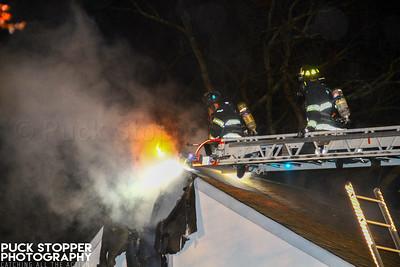 House Fire - 19 Burdsall Drive, Port Chester, NY - 12/1/18