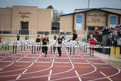 Big Spring MCS Track Meet