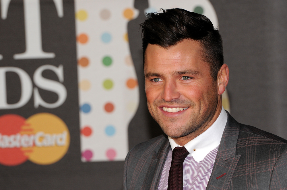 Description of . Mark Wright attends the Brit Awards 2013 at the 02 Arena on February 20, 2013 in London, England.  (Photo by Eamonn McCormack/Getty Images)