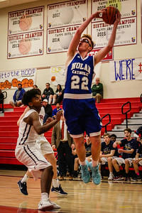 Jan 19 - VBB - JV vs JPII