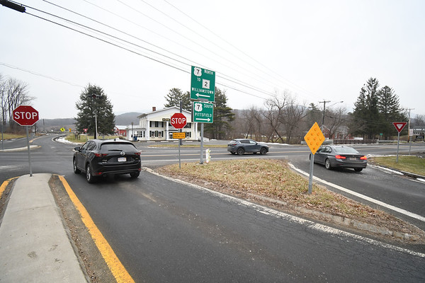 Rotary or roundabout proposed for 5 Corners - 011421