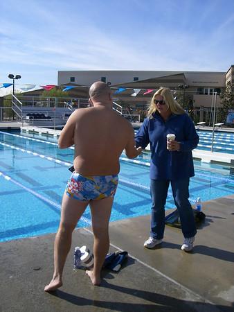 NOON at CAL Lutheran Pool!