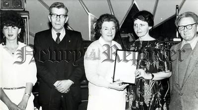 News & Sport photographs 1982