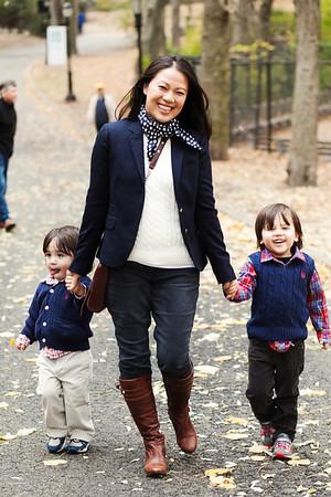Daria, John, & Family