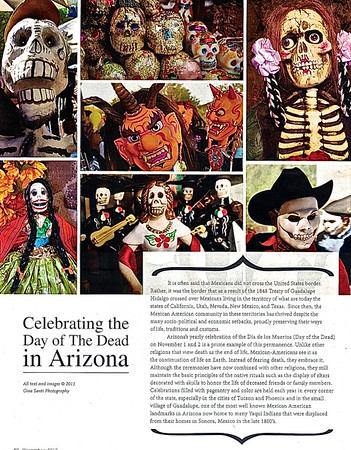 Day of the Dead in Arizona