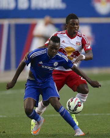 New York Red Bulls v Chelsea Soccer 150722