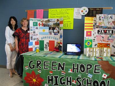 2011 - Green Hope High School