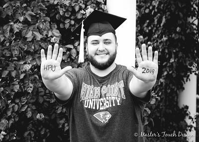 Seth Graduation ~ HPU 2019