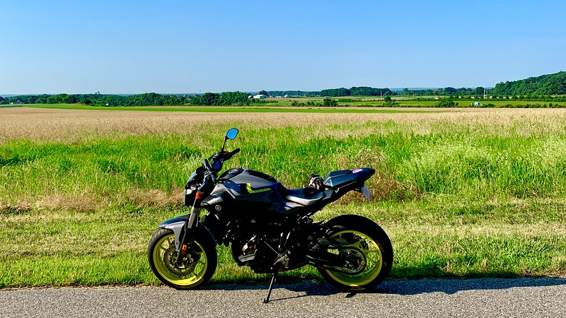 Long Island Motorcycle Farm Land
