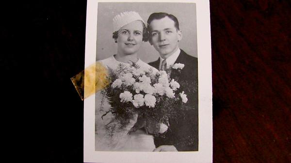 Marriage of Bill & Almira
