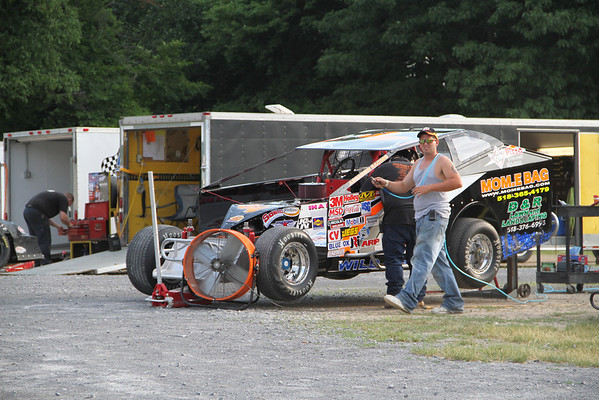 Albany-Saratoga Speedway June 10, 2011