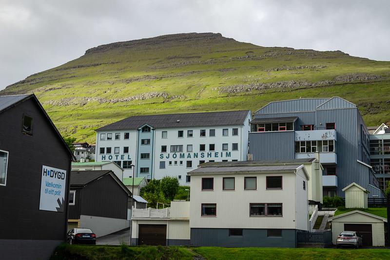 Hotel Seaman's Home