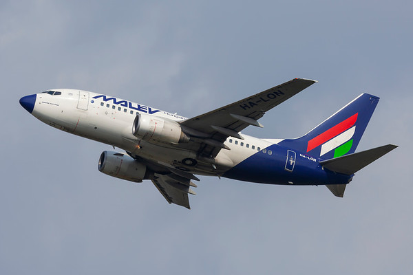 HA-LON - Boeing 737-6Q8