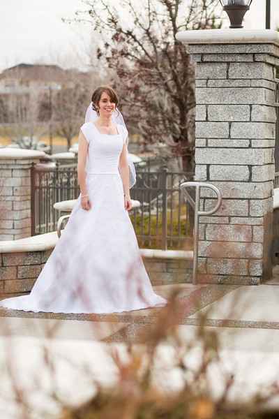 First look, Formals - Colombia River LDS Temple