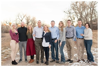 Centennial Extended Family Session