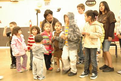 12-17-09 Youth Ministry Posadas