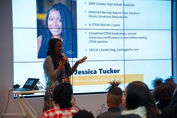 Jessica Tucker at Microsoft