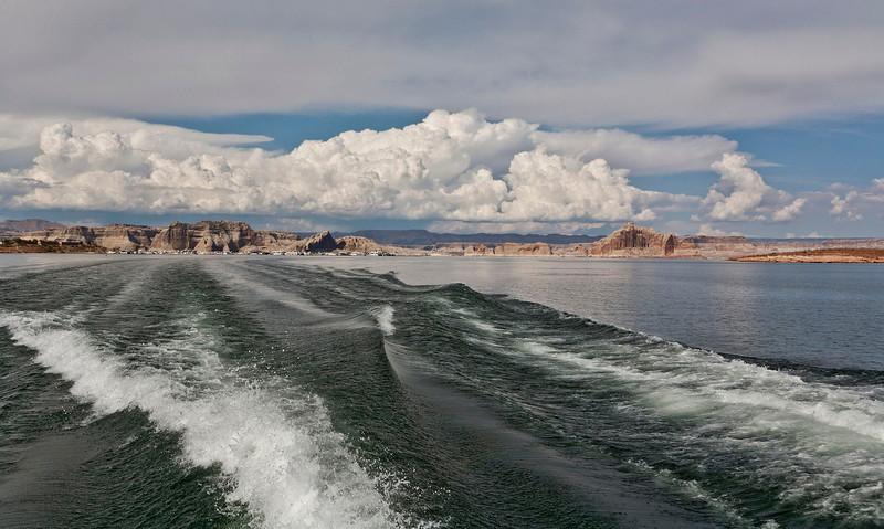 Antelope Canyon Lake Powell Boat Tour