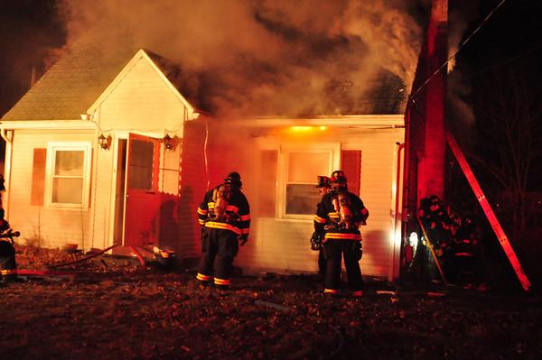 32 Seed Street Salem 12/11/10  2nd Alarm