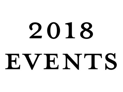 2018 Events