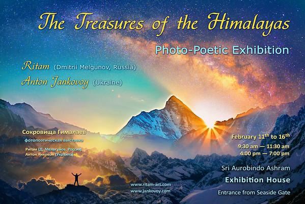 The Treasures of the Himalayas / Сокровища Гималаев