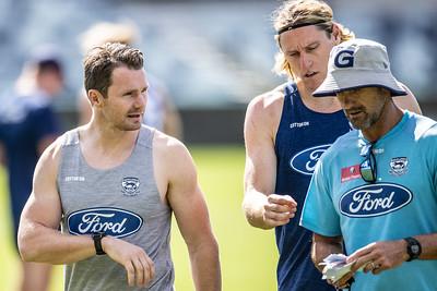 Geelong AFL Training