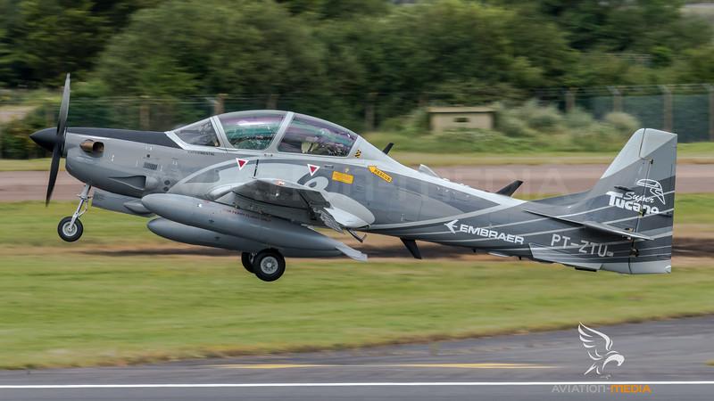 Embraer / Embraer EMB 314 Super Tucano / PT-ZTU