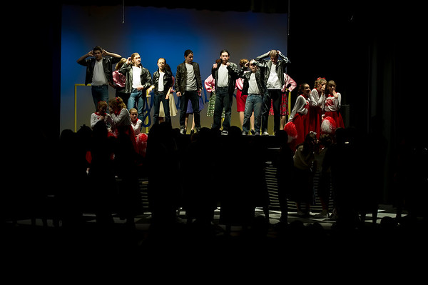 Grease 2012 Final Show